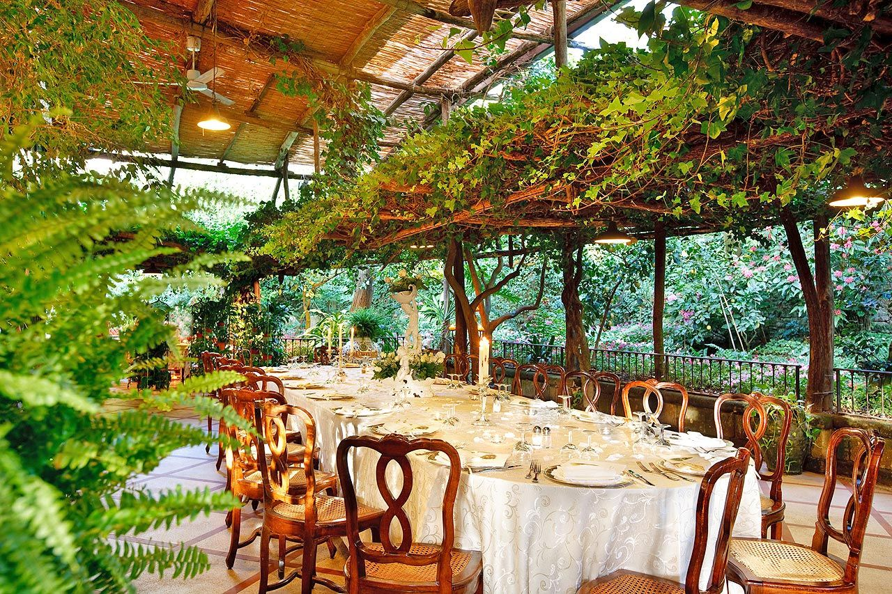 Parrucchiano Sorrento Restaurant Ristorante Sorrento
