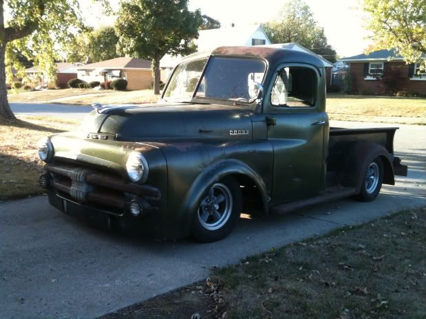 Lets See Pic Of Your Trucks Page 5 Mopar Flathead Truck Forum Dodge Pickup Vintage Trucks Pickup Trucks
