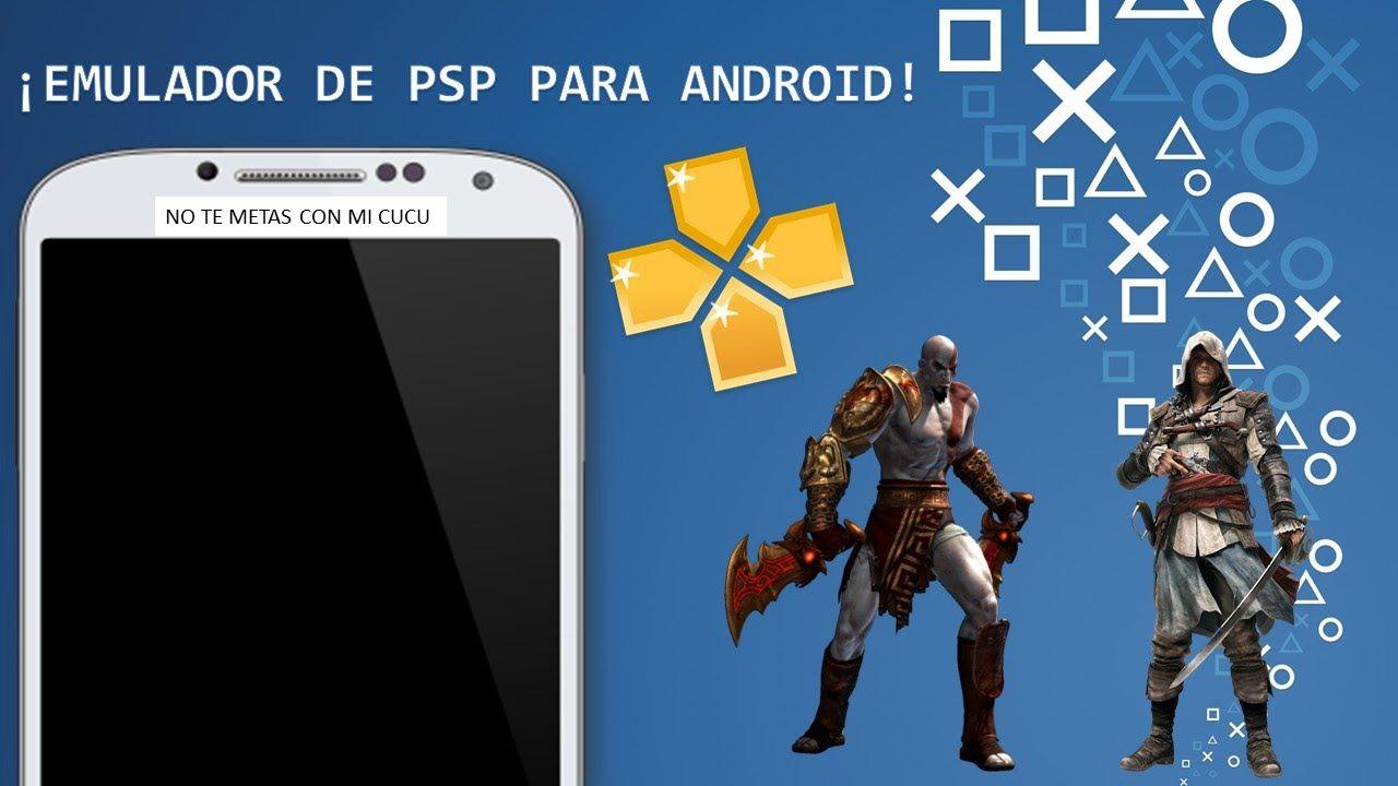 juegos para el emulador de psp android