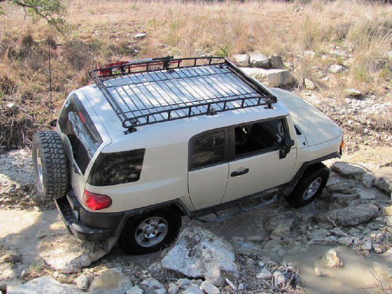 Baja Rack For Fj Cruiser Standard Add Yakima Crossbars For Kayaks Fj Cruiser Roof Rack Toyota Fj Cruiser