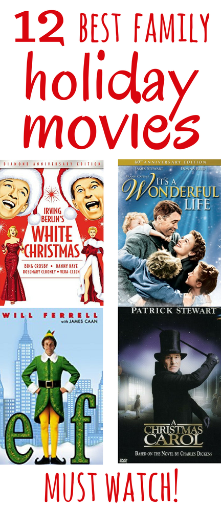 here are the 12 best christmas movies that the whole family will love some old some new all classics you need to watch them all every year - Best Family Christmas Movies