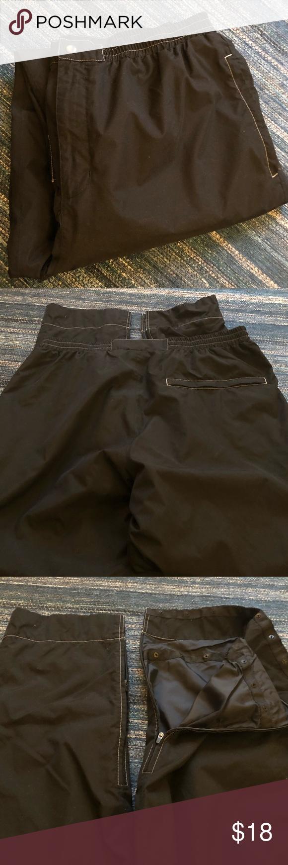 🎈 Rain & Wind Proof Golf Mens Pants 🏌🏽 ♂️- XL SALE