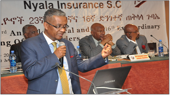 Nyala Insurance Registers All Time High Record Profits In The