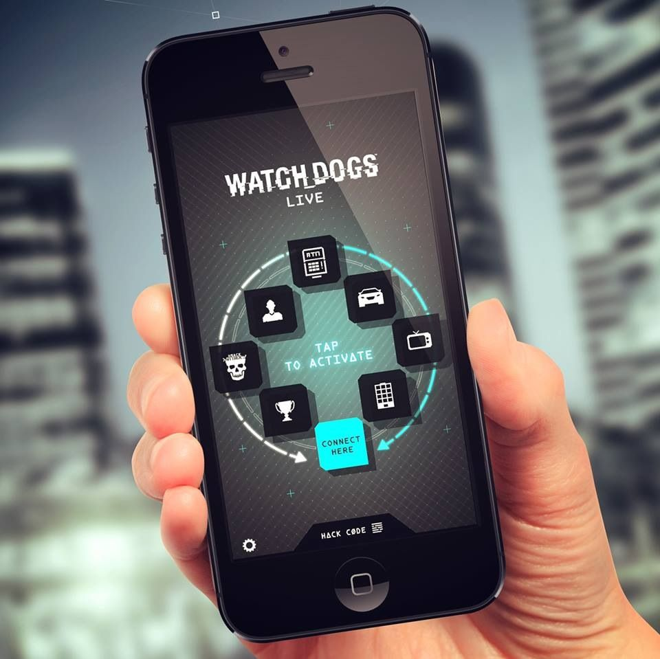 Watch Dogs #GamerApp is Free on the App Store for iOS devices and