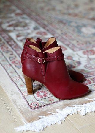 Collection Automne Boots - Sézane
