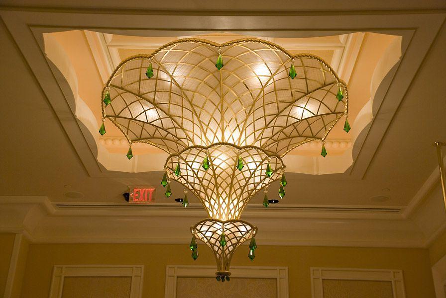 Developed For Wynn Las Vegas Custom Lighting