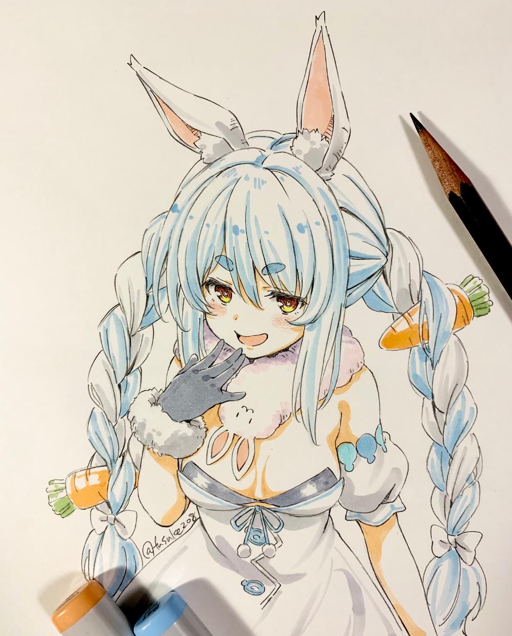 ふうすけ on Twitter in 2020 Kawaii anime, Anime wallpaper