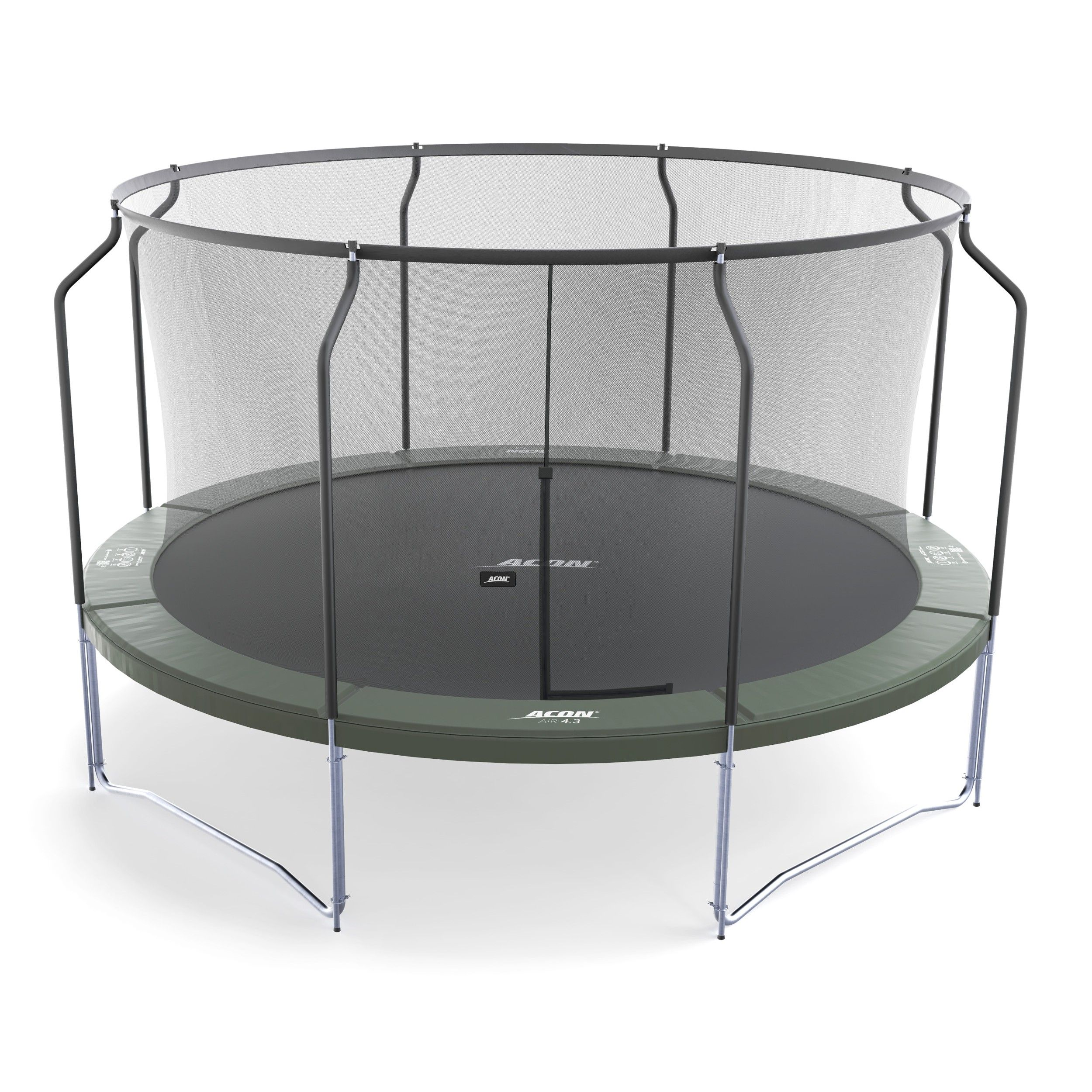 ACON Premium Enclosure Quality Trampolines and accessories ...