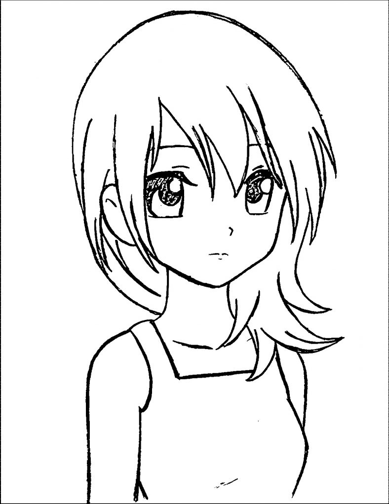 Pin On Character Coloring Pages [ 1021 x 788 Pixel ]