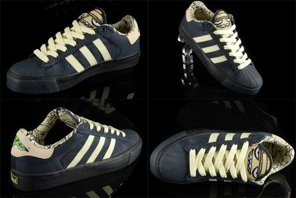 RUN DMC x adidas Originals Superstar 80s
