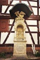 Eher zufällig bin ich in Elfershausen gelandet, also in Bayern. Aber der Artikel auf Op jück wurde zum Klickstar im April 2017.