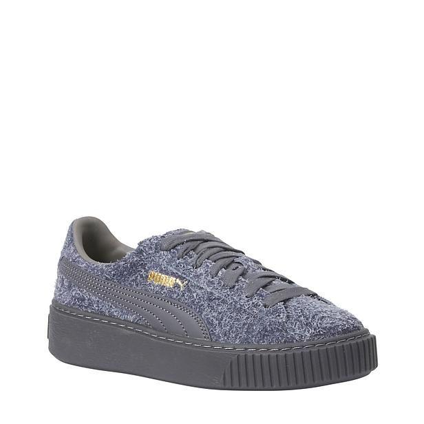 #Puma #Platform #Elemental #sneakers #wehkamp #gray #creeper #hairy