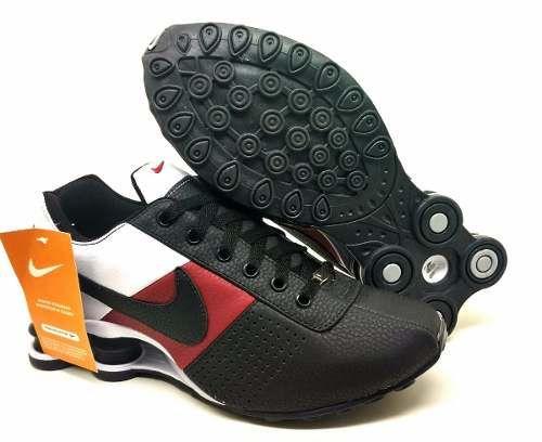 20064e739a Super Promoção: Tênis Nike Shox 4 Molas Nz Unissex Cores - R$ 149,00 ...
