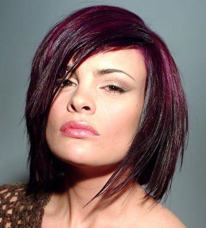 coloration cheveux mi long | coiffure | Pinterest | Coiffures et ...