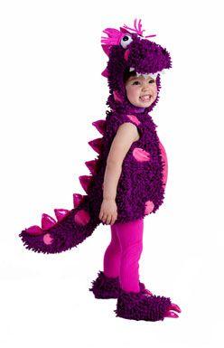 b3470fc5b Girls Toddler Purple Dragon Costume   Leylah bug <3   Dragon ...