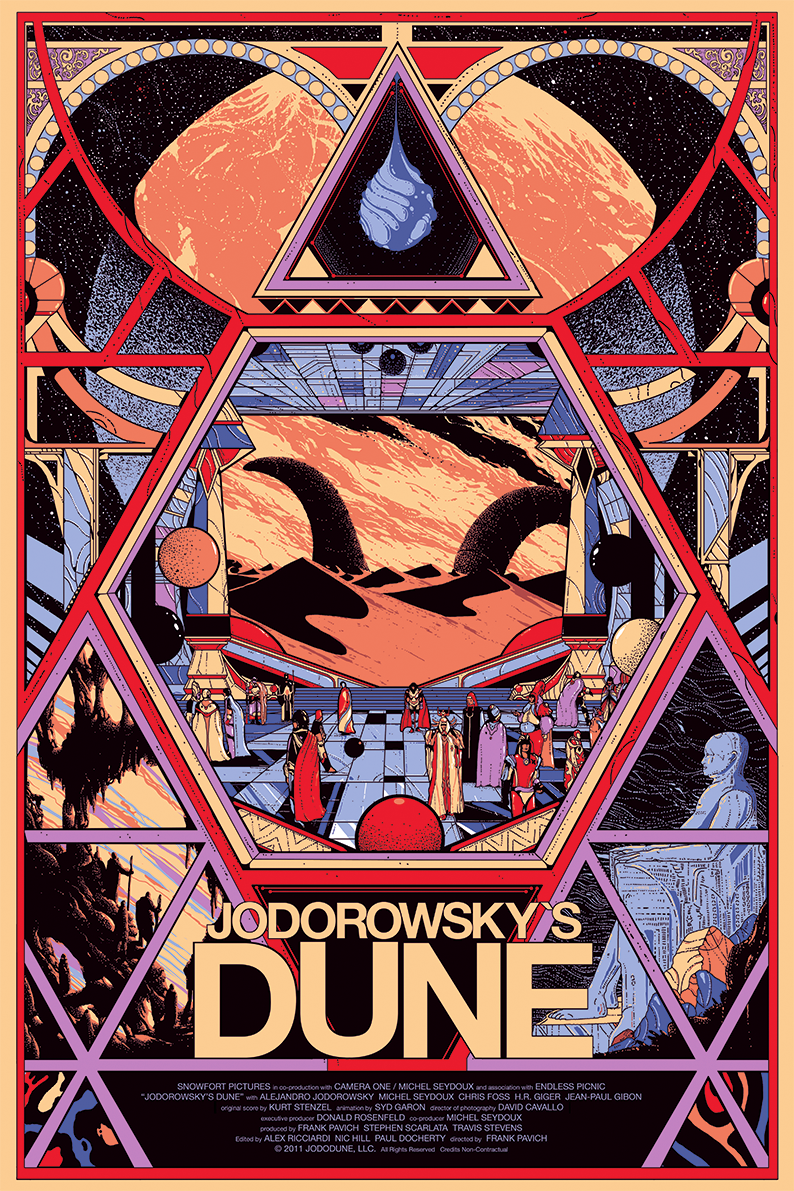 Alejandro Jodorowsky's DUNE is the Most Influential Movie
