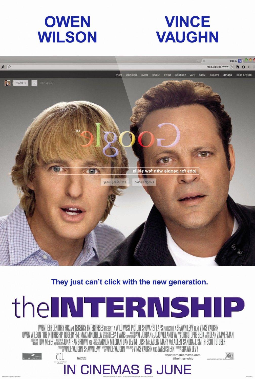 Nonton Film The Internship 2013 Di 2020 Vince Vaughn Owen Wilson