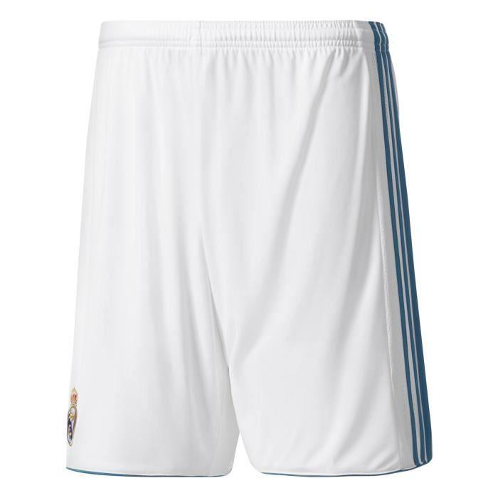 short foot adidas blanc