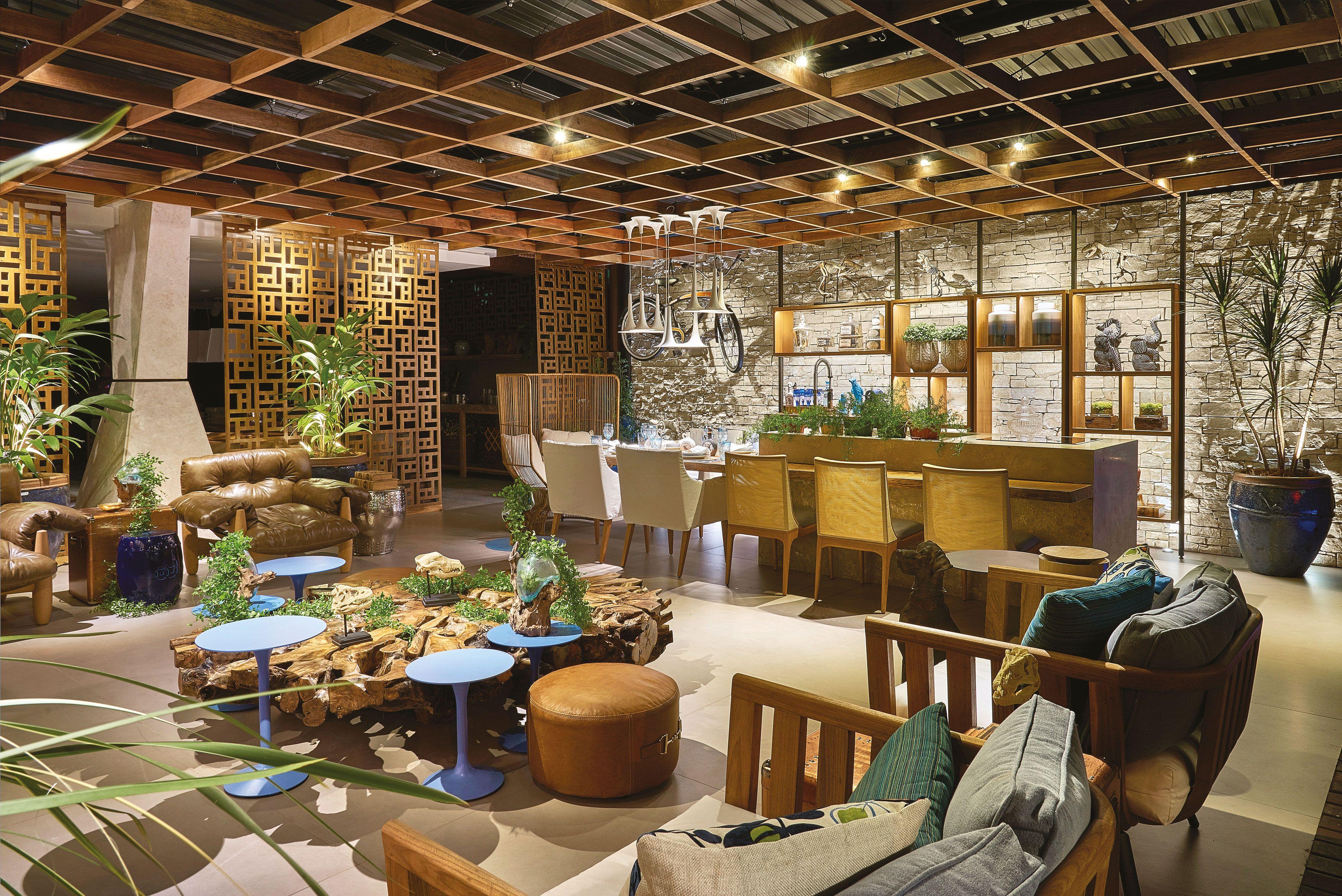 Estúdio do Aventureiro - Casa Cor, Salas, Rooms