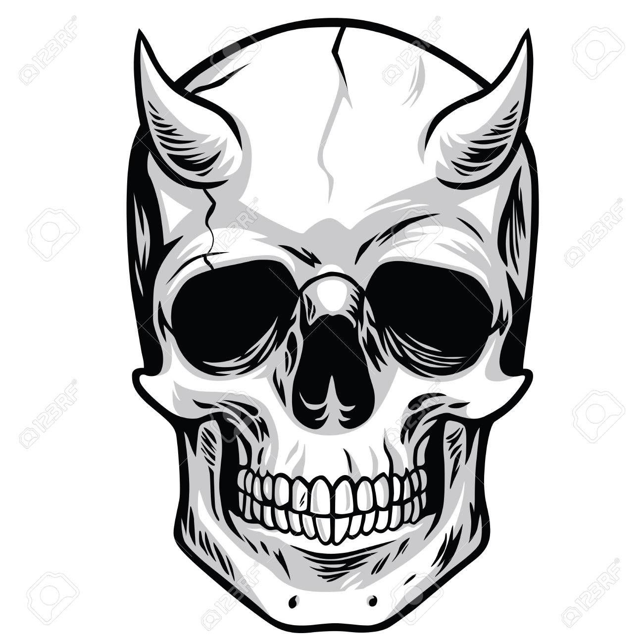 Image Result For Skull Skull Drawing Skull Illustration Skulls Drawing