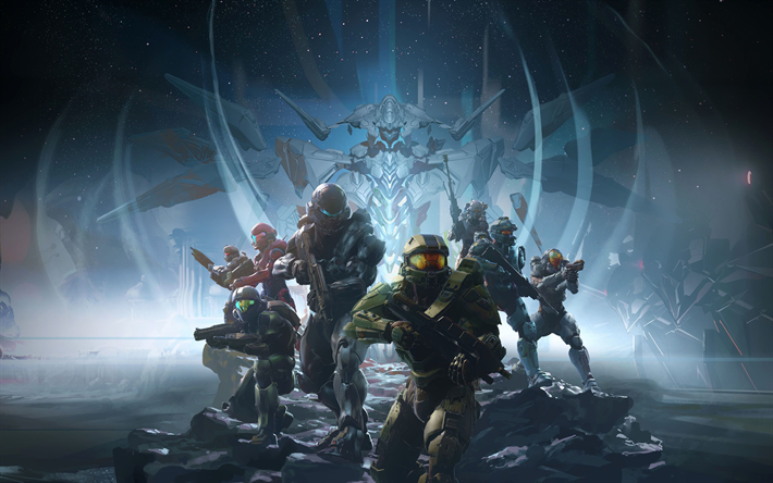 Halo Wallpapers For Mac Desktop Best Gaming Wallpapers Halo Master Chief Halo Game