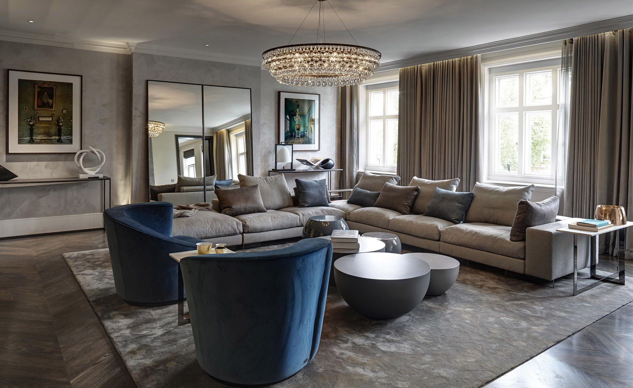 Interior Designed Living Rooms Staffan Tollgard Contemporary Interior Design  Living Room