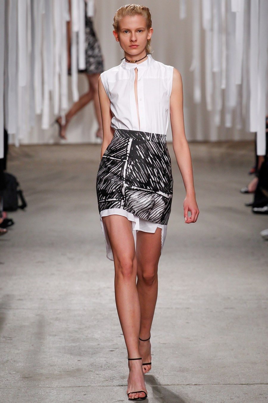 285361194 Milly Spring 2016 Ready-to-Wear Fashion Show in 2019