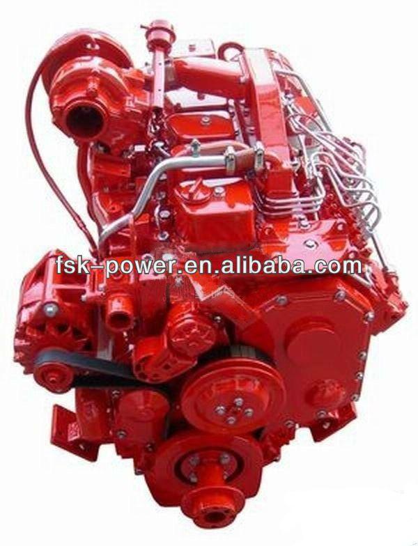 CUMMINS 4BT3 9-C105 diesel engine for construction machinery