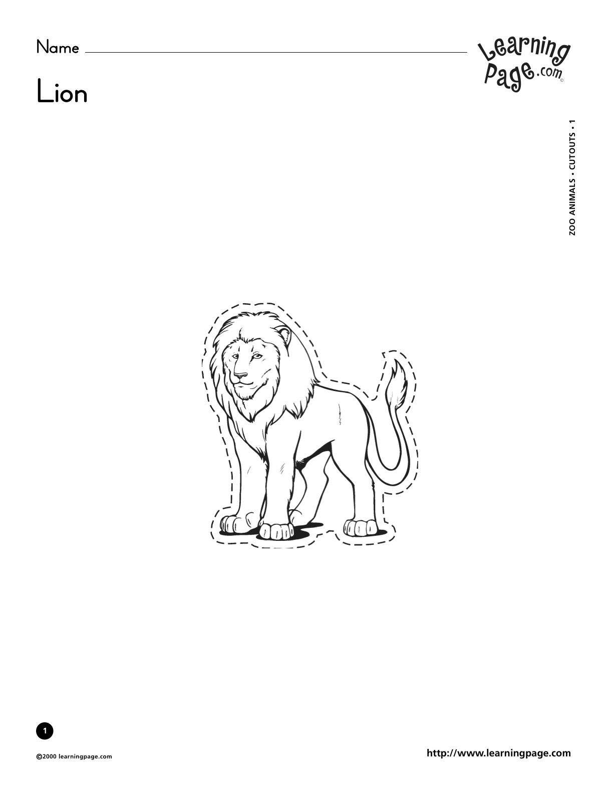 Excelente Dr Seuss Me Puso En El Zoológico Para Colorear Festooning ...