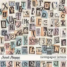Vintage Newspaper Font Google Search Newspaper Letters Typography Hand Drawn Abc Art