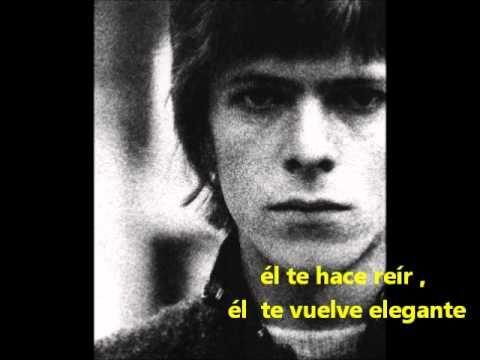 David Bowie Letter to Hermione subtitulada espa±ol