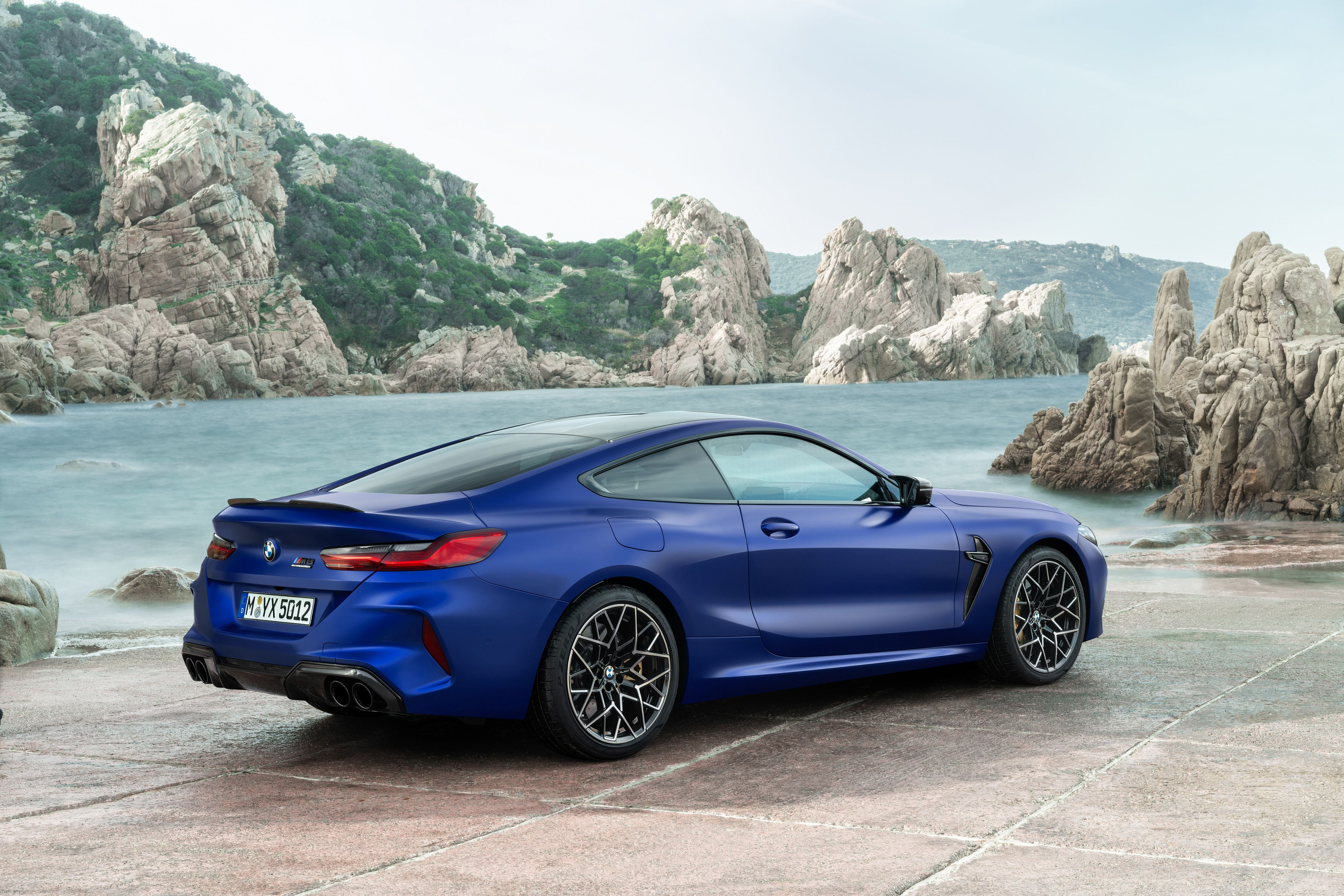 The 2020 Bmw M8 Is The 617 Hp High Performance 8 Series We Ve Been