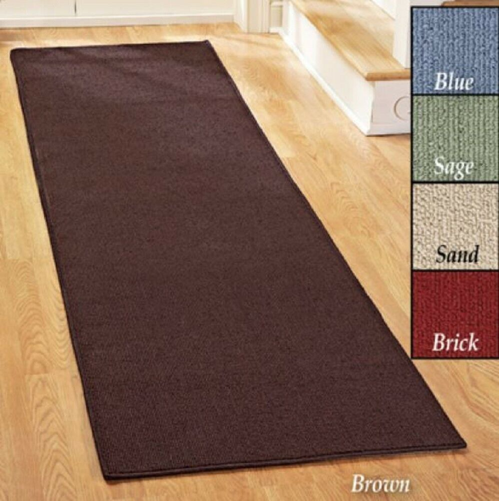 Kitchen Runner Nonslip Rug Skid Resistant Floor Protector Hall Entry 28 X 90 Unbranded Contemporary Rug Runner Kitchen Nonslip Rug Floor Protectors