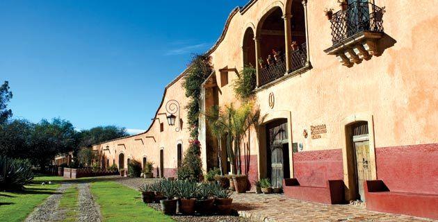 Hacienda sep lveda hotel boutique con aire familiar for Hotel familiar en capital