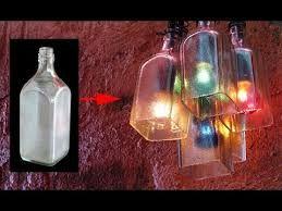 Resultado de imagen para lamparas con vidrio reciclado
