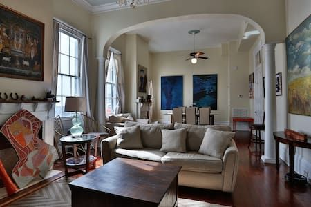 Check Out This Awesome Listing On Airbnb Garden District Mansion