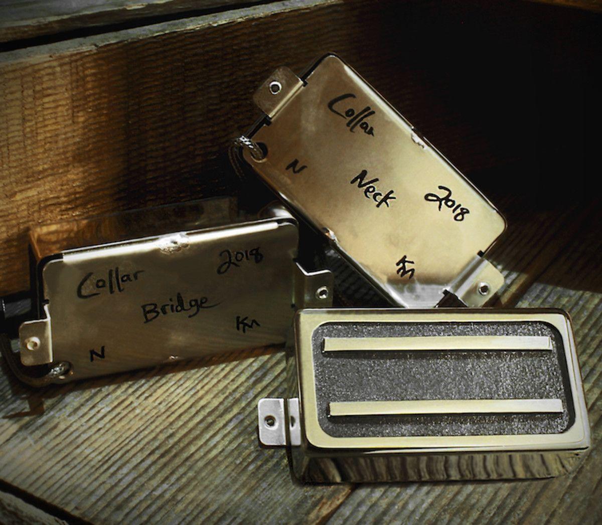 Lollar Unveils Db Humbucker Pickup Guitar Lessons Pinterest Article Panpot Rewiring