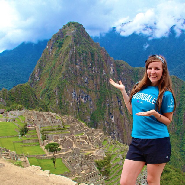 What are you all up to over your break? Are you in the middle of an overseas adventure right now?   We love seeing all your pics - check out this one from @kalise95's instagram, taken last year while on an #avondalecollege #OneMission trip in Machu Picchu, Peru.