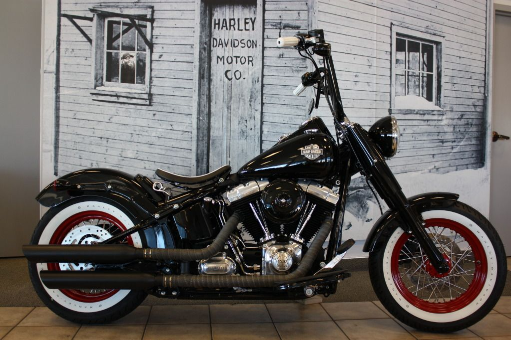 Harley Softail Slim >> Softail Slim Bobber Softail Slim Ape Hangers Harley Davidson