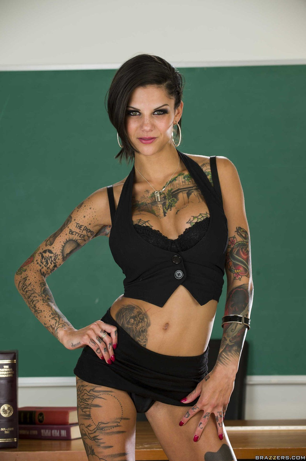 Watch Bonnie Rotten video