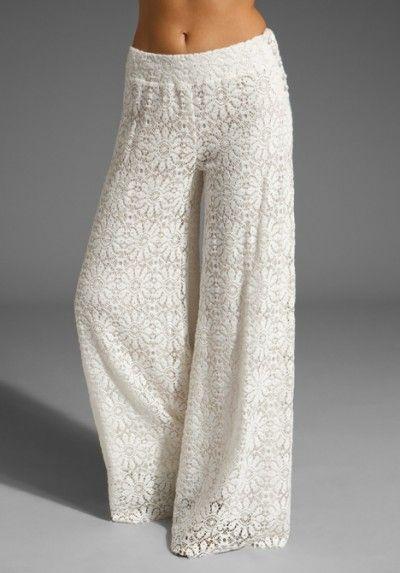 Love These Pants Pantalones De Moda Mujer Pantalones De Encaje Ropa