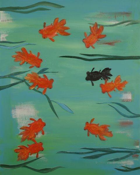 Auspicious Goldfish Feng Shui Symbols Feng Shui Feng Shui Wealth