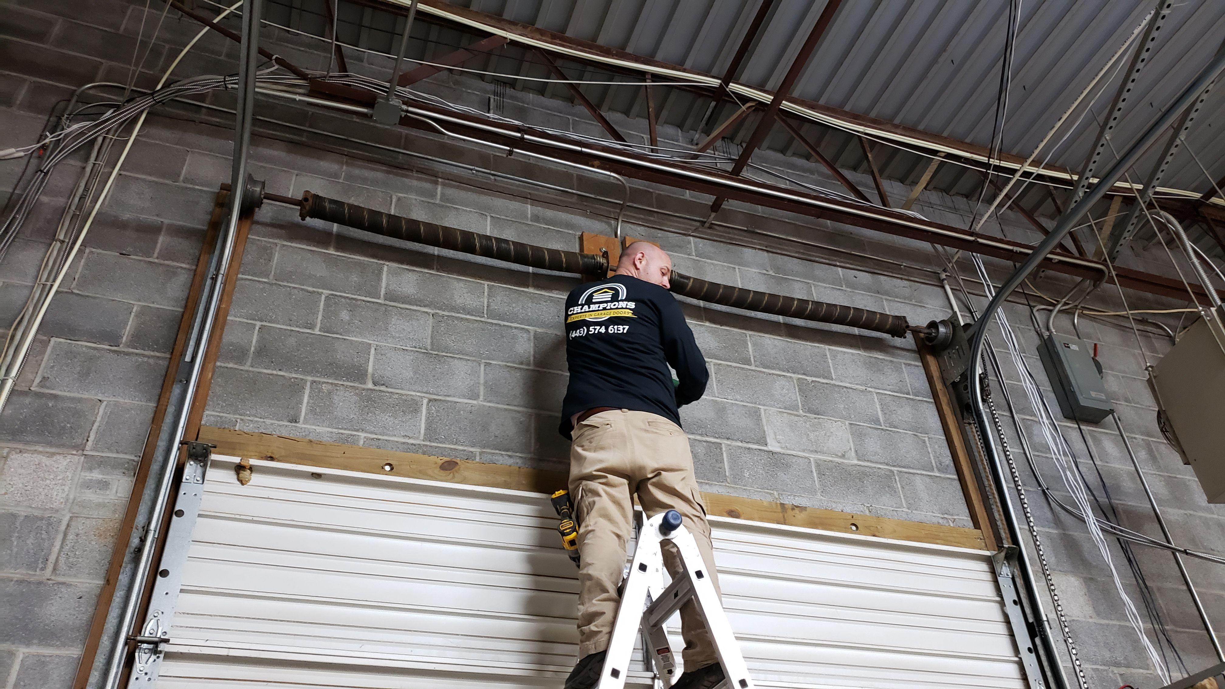 Garage Door Installation Done Right By Champion Garage Door
