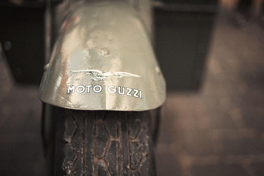 Moto Guzzi by Mario Galiana on 500px