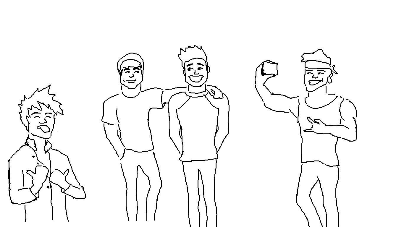 5sos lyrics coloring pages | 5SOS Colouring Pages! | Famous impressionists, 5 seconds ...