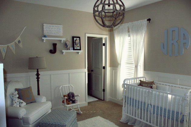 17 Attractive Pastel Nursery Design Ideas Babyzimmer