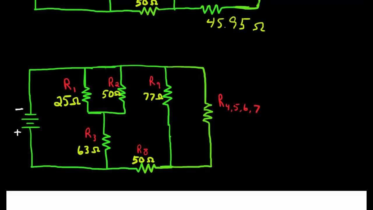 small resolution of combination circuit simplification