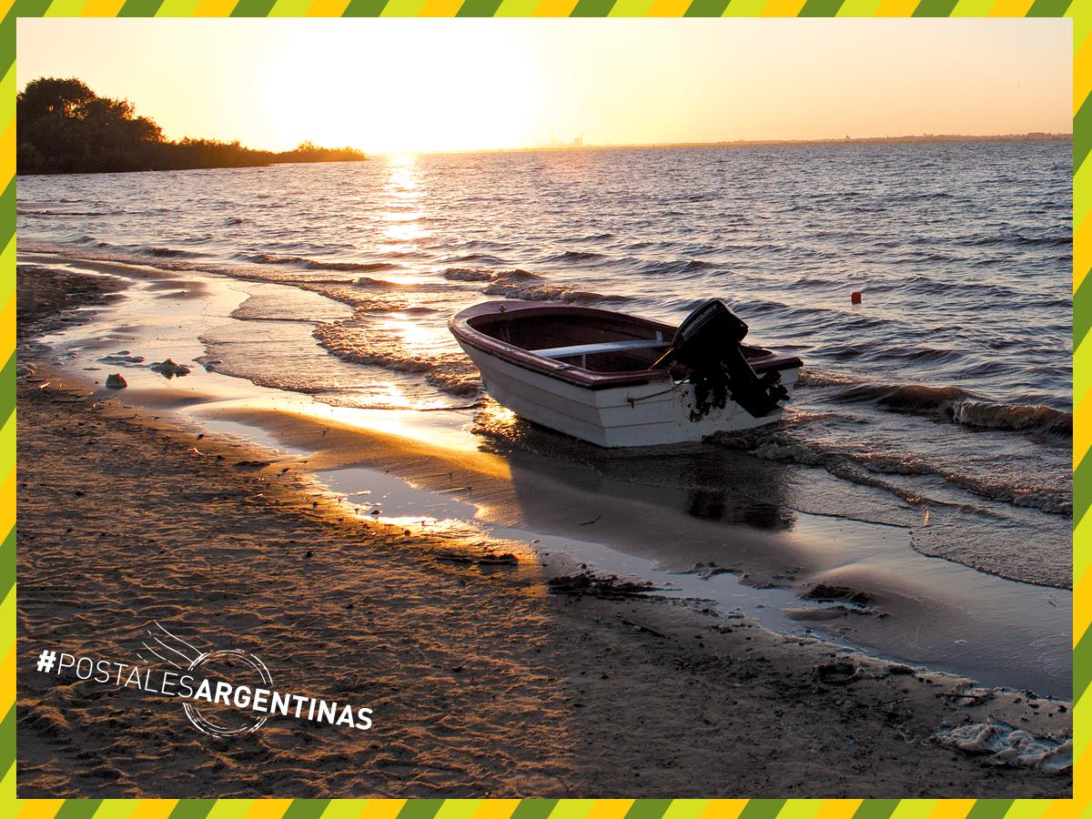El bote te espera para salir a navegar. ¿Te animás? #EntreRíos #Turismo #Argentina #ViajesGuíasYPF #GuíasYPF #Viajes #YPF