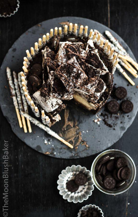Cookies and Cream Insanity Cake |