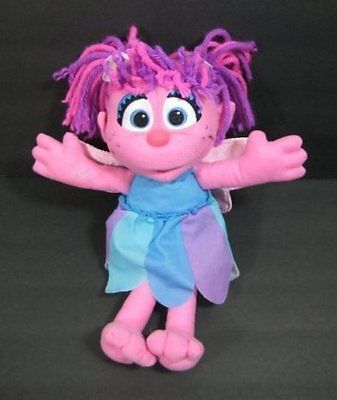 12 Abby Cadabby Sesame Street Fairy In Training Singing